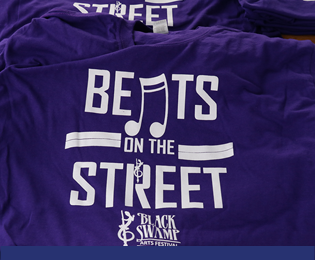 Thumbnail photo of Beats on the Street