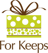For Keeps Gifts Logo